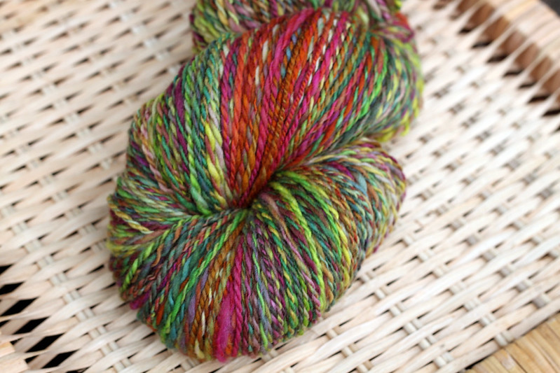 Rainforest Handspun