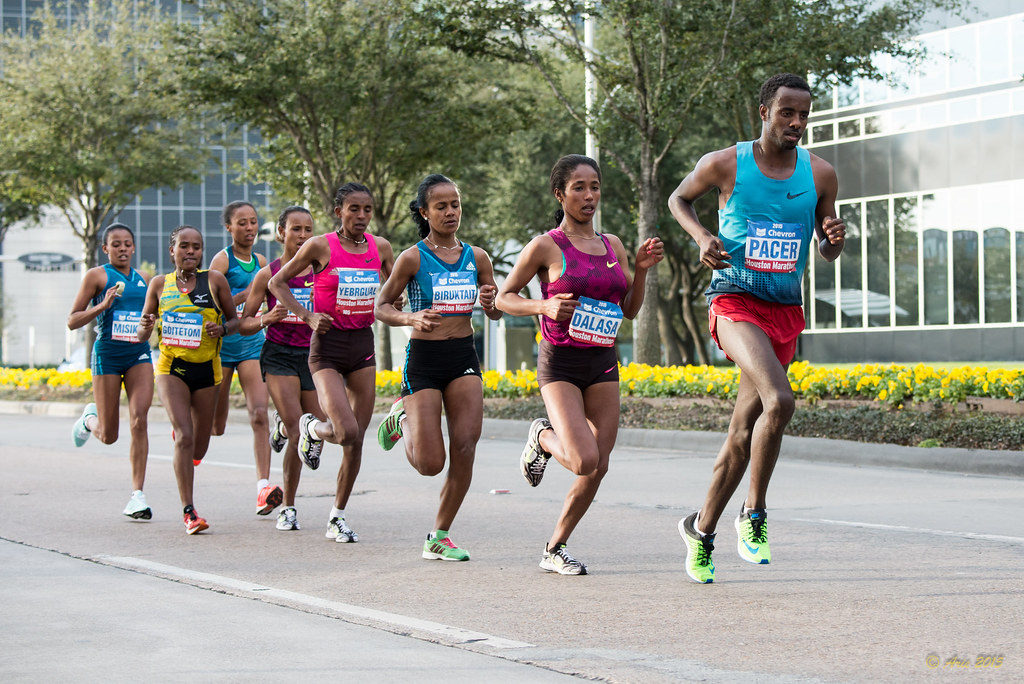 Women Leaders 2015 Chevron Houston Marathon