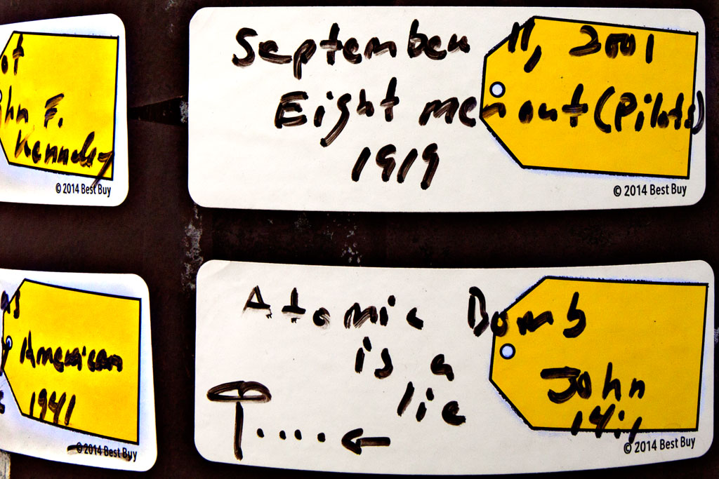 Alternative-history-on-Best-Buy-stickers--Hawthorne-(detail)