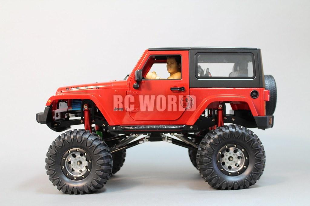 rc jeep wrangler rubicon rock crawler hard body rc jeep wr flickr. Black Bedroom Furniture Sets. Home Design Ideas