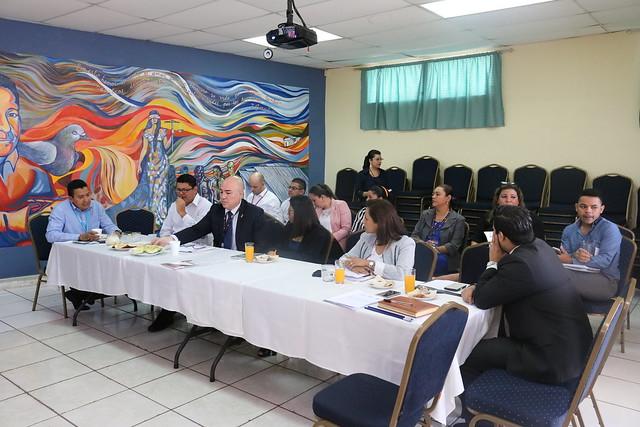 Reunion ASJ - CNA y Dirección de Servicio Civil