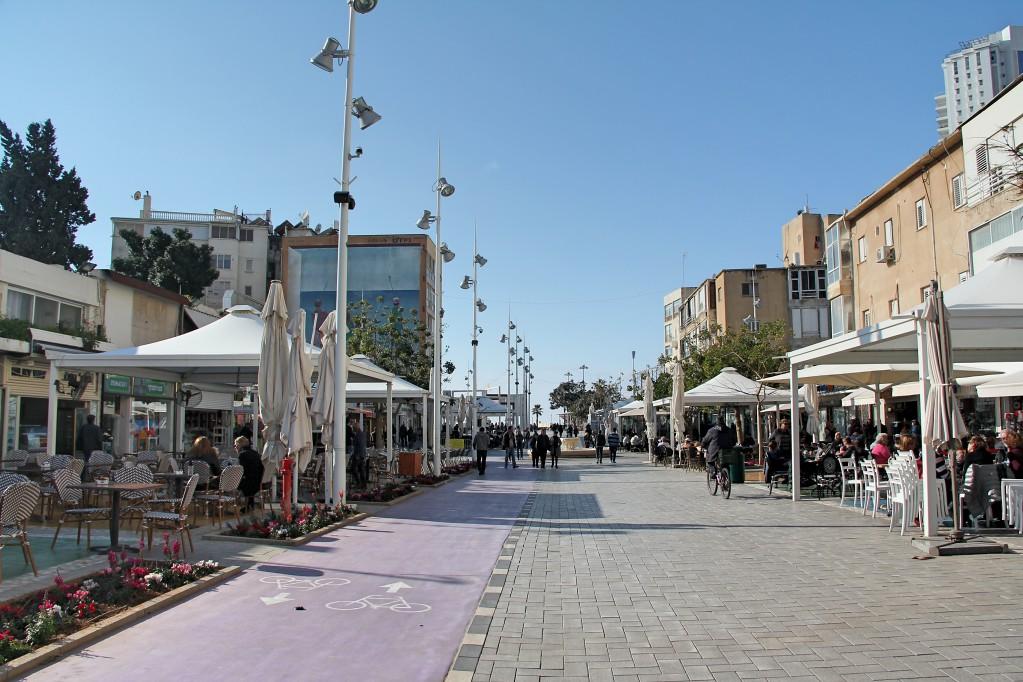 Нетания - самый скучный город в Израиле