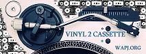 Vinyl 2 Cassette Logo