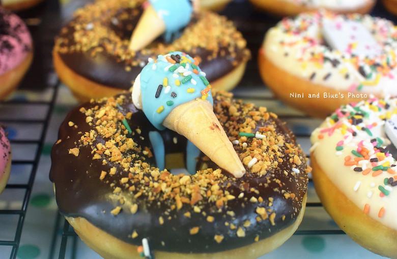 彰化員林JUICY DONUT創意造型甜甜圈11