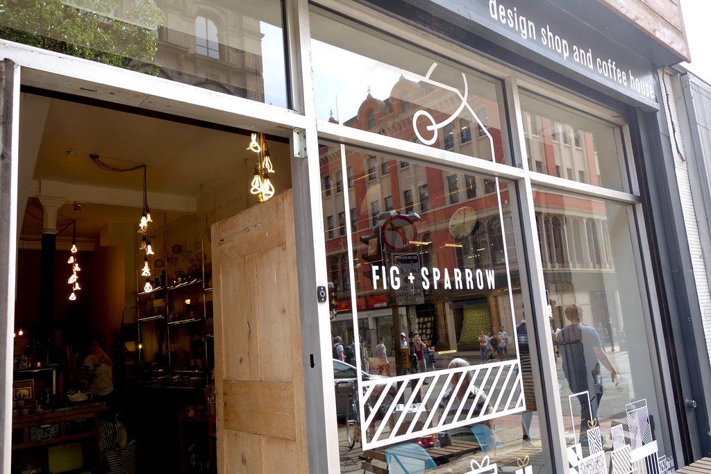 Fig + Sparrow, Manchester