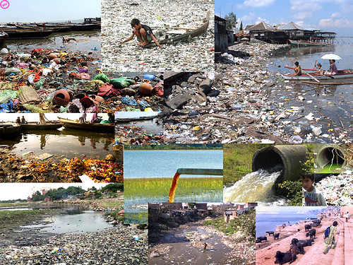 water pollution in hindi matter