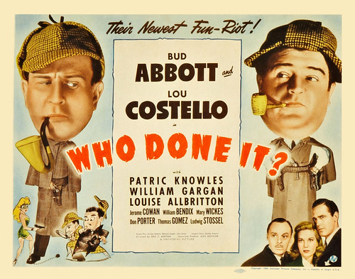 Poster - Who Done It (1942)_02