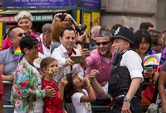 London LGBT Pride Parade, 25 June 2016