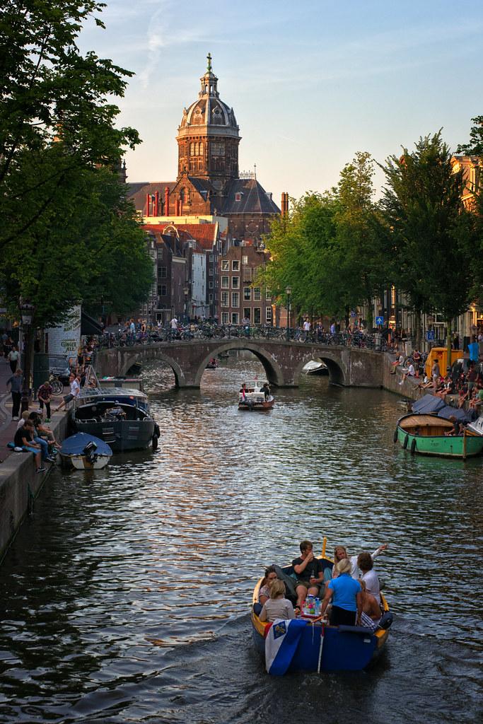Amsterdam Sunset-NEW