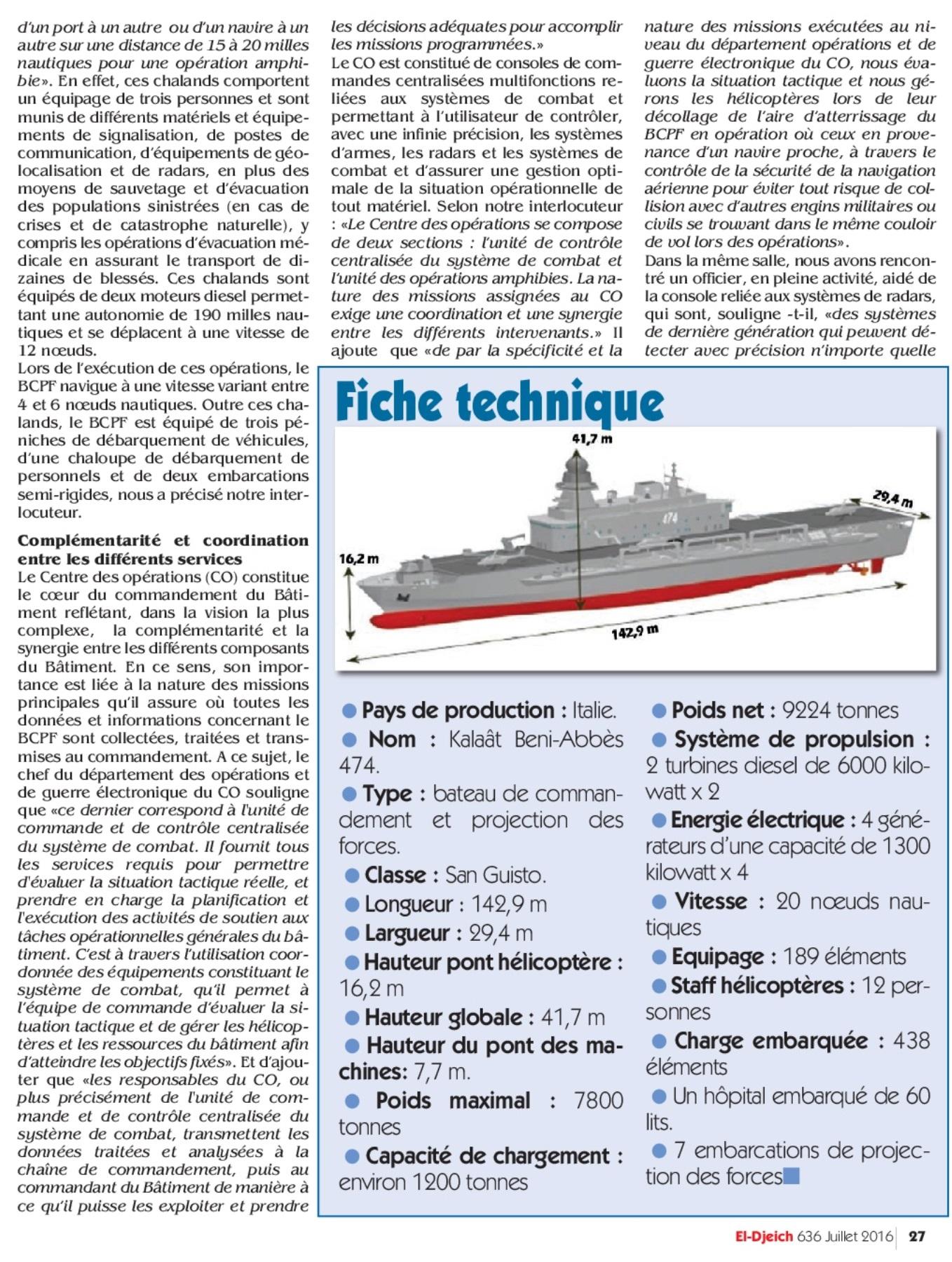 Armée Algérienne (ANP) - Tome XIV - Page 37 28318944376_0fd40ee36e_o