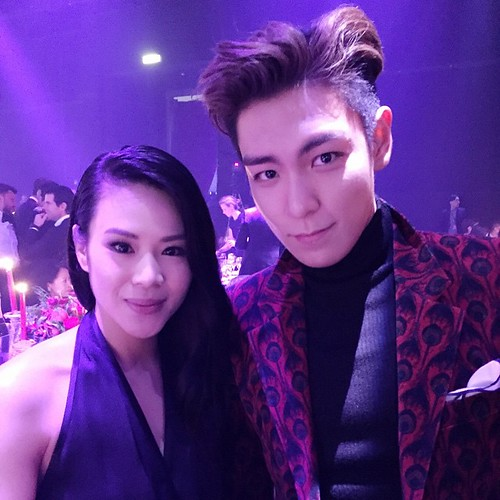 TOP - amfAR Charity Event - 14mar2015 - christyngng - 01