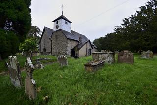 Holy Trinity, Bourton, Shropshire 19/05/2016