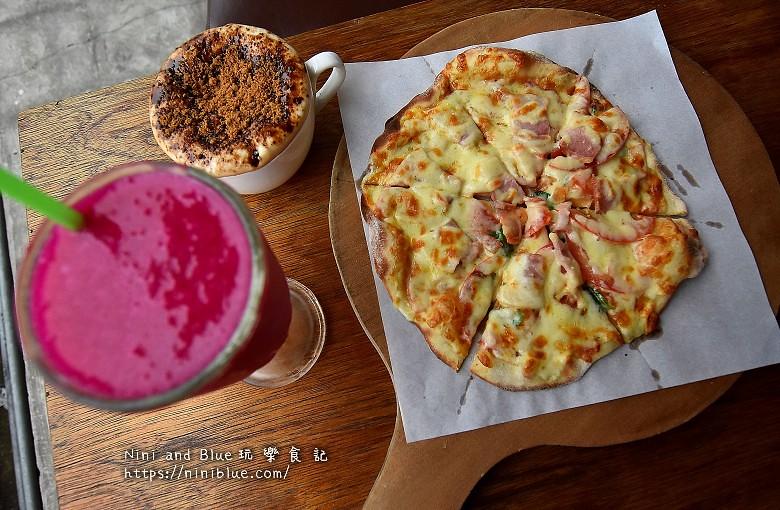 宜蘭安平冰店窯烤披薩DIY26
