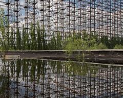 Reflection of Duga 3