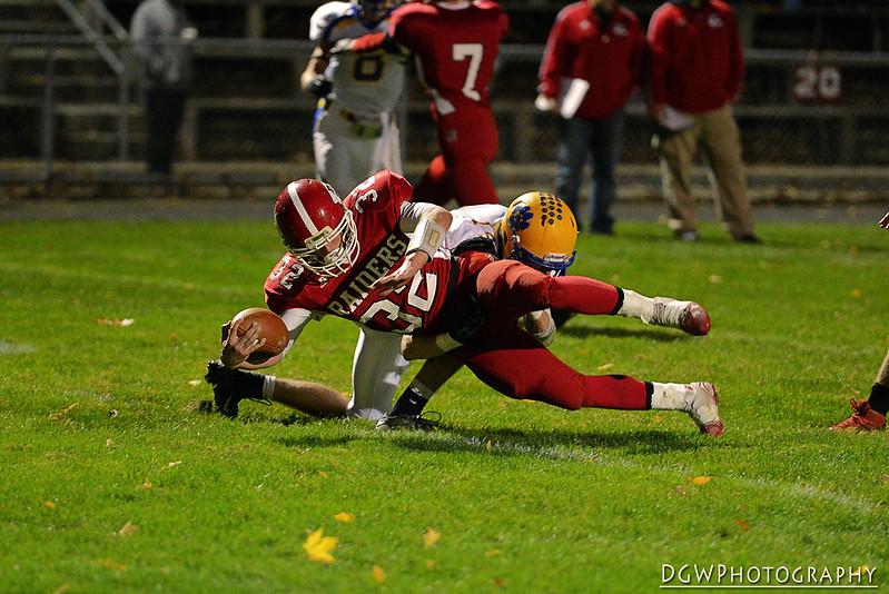 Derby vs. Seymour - High School Football