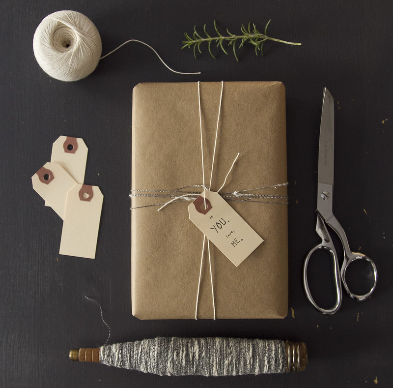 giving: a minimalist gift guide series