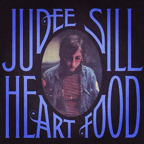 Listening to Judee Sill's Heart Food all day today. The cold front blew in early this morning, but I'm keeping warm enough in the kitchen.