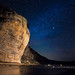 Stars Over Leaning Bluff by J. Moore Outdoor Photography