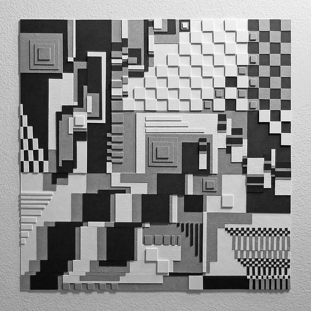 Greyscale Series : Tone-On-Tone.