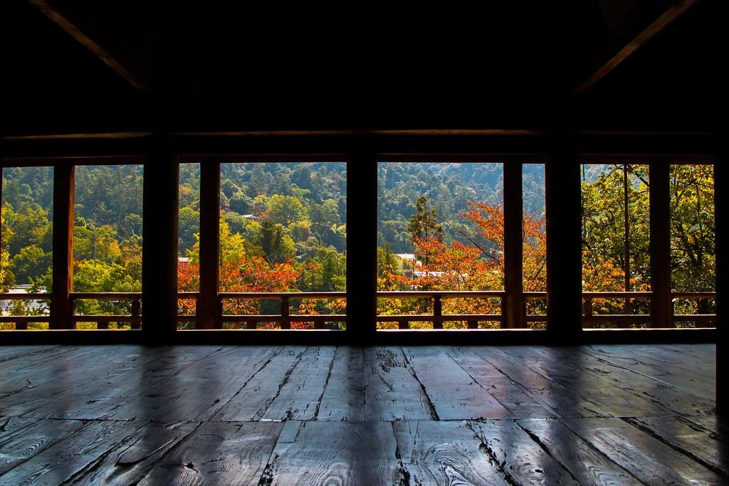 Peace in Hokoku Jinja on Miyajima (豊国神社)
