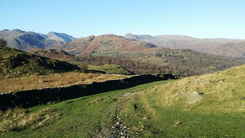 Lingmoor Fell #sh