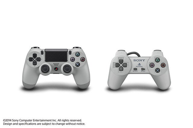 PS4 20th Anniversary Edition - DualShock 4