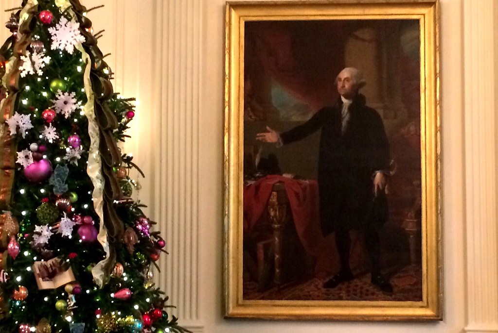 pin it on pinterest undefined white house christmas tree