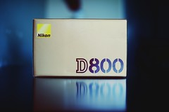 Bienvenida D800
