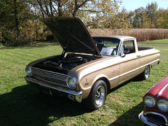 1963 Ford Ranchero truck