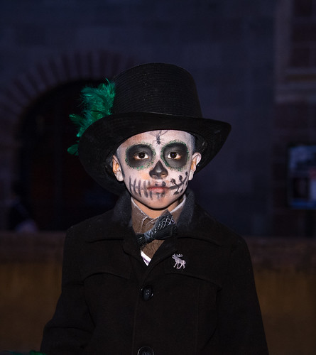 Little Boy Muertos by Geoff Livingston