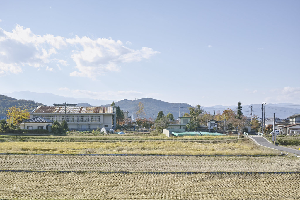 福島の小学校