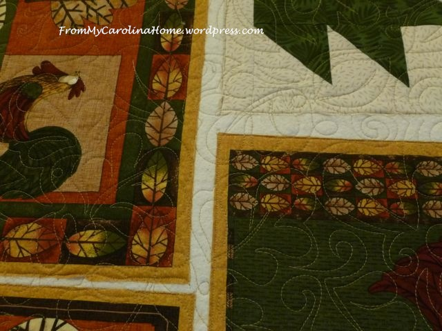 Autumn mulit quilting 4