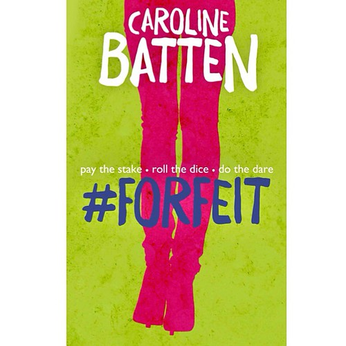 My first book for #26bookswithbringingupburns (No. 6 - Author I haven't read before) Forfeit by Caroline Batten My two second review: okay, but not great. Seemed about a 100 pages too long. Daisy constantly getting drunk and wasted got old way before the