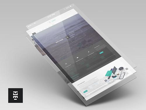 New UX-UI Design - November 16, 2014 at 03:26AM