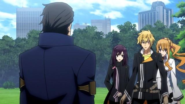 Tokyo Ravens ep 17 - image 01