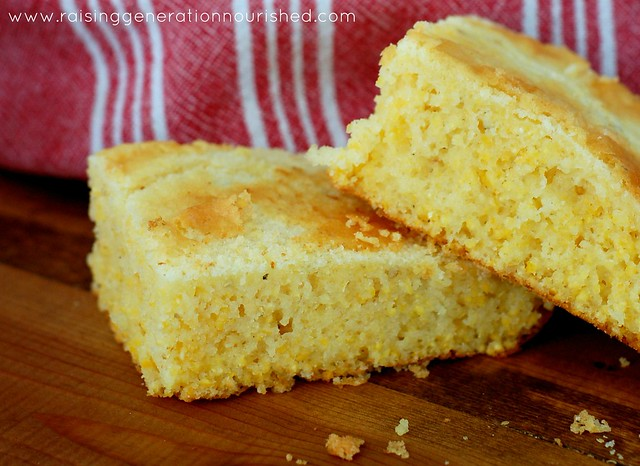 Simple & Quick Gluten Free Cornbread