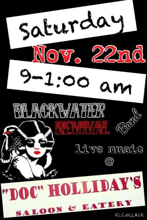 Blackwater Revival 11-22-14