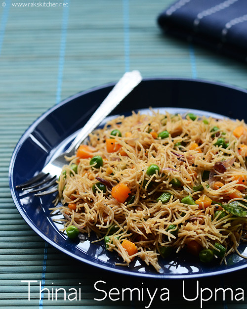 Semiya Upma Recipe Rak S Kitchen