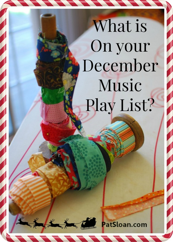 pat sloan december play list