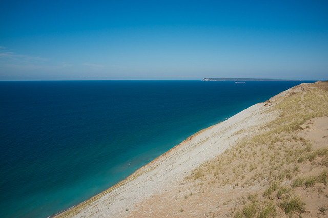 Sleeping Bear Dunes.