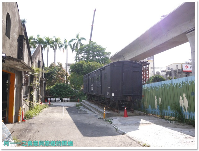 台中火車站東區景點20號倉庫藝術特區外拍image032