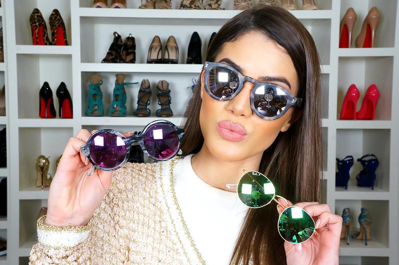Super Vaidosa Verão  Minha coleção de Óculos! - Super Vaidosa 5be7f2f244