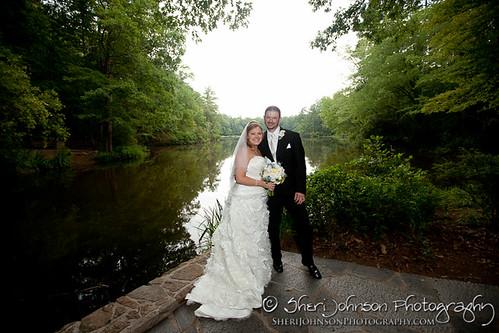 Juanita & Andrew Callaway Gardens Wedding