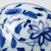 Tasse Blue China Floral