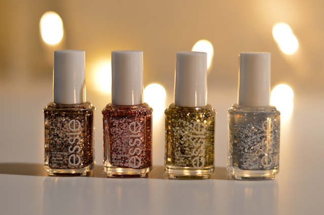 Essie Luxeffects Kollektion