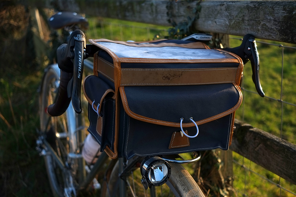 Small Berthoud Handlebar Bag