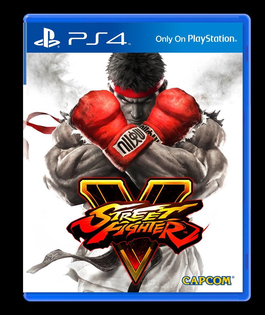 Street Fighter V для PlayStation 4 является единственным консольным эксклюзивом