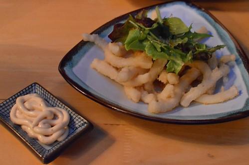 Salt-n-pepa squid