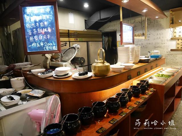 台北新店酸菜白肉鍋蒙古烤肉吃到飽涮八方 (22)