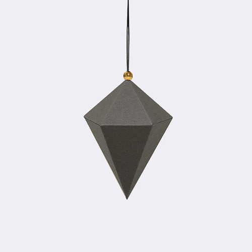 DIY Geometric Ornament Kit from Chronus Rhea